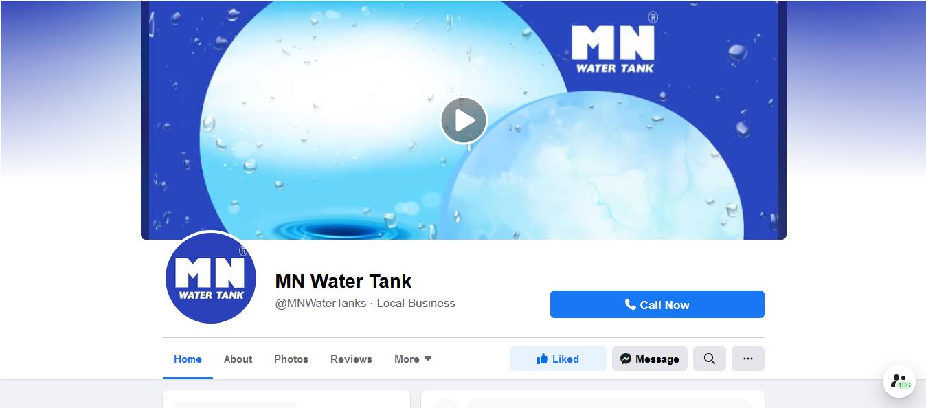Mn Water Tank